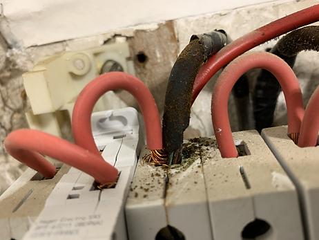 Sécu-Domo-Elec à Saumur met en évidence de graves risques électriques suite à un mauvais cablâge