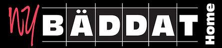 Nybäddat Logotype
