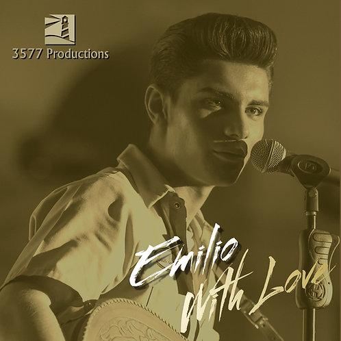 Album CD Emilio With Love
