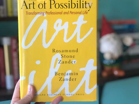 Book Club Guide: The Art of Possibility by Zander & Zander