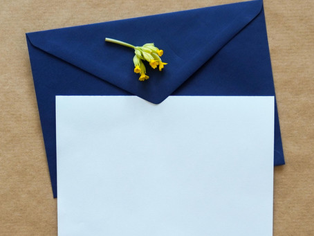 Letter to a High School Senior