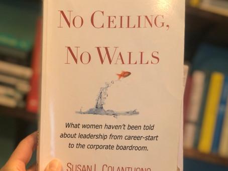 Book Club Guide: No Ceiling, No Walls by Susan Colantuono
