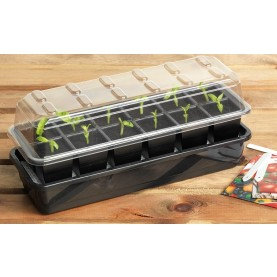 12 Cell Self Watering Seed Success Kit