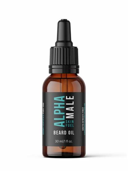 Alpha CBD - Beard Oil