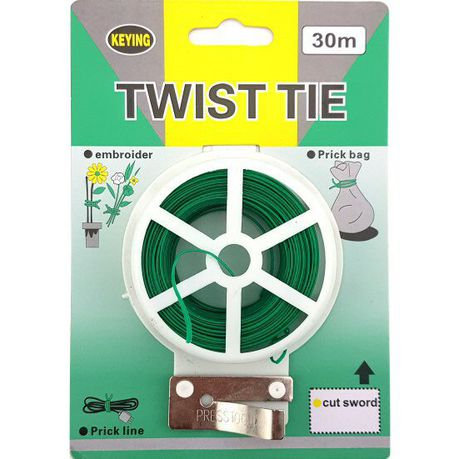 PH Garden - Twist Tie 30m