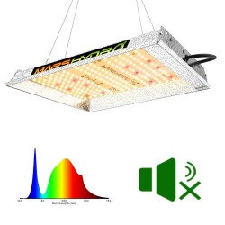 Mars Hydro TS 600 LED Grow Light for Indoor Plants Full Spectrum 90W 1.5ftx1.5ft