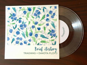 TRAGWAG/Dakota Floyd Album Art