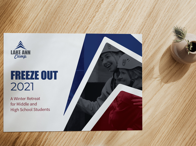 Freeze Out Postcard