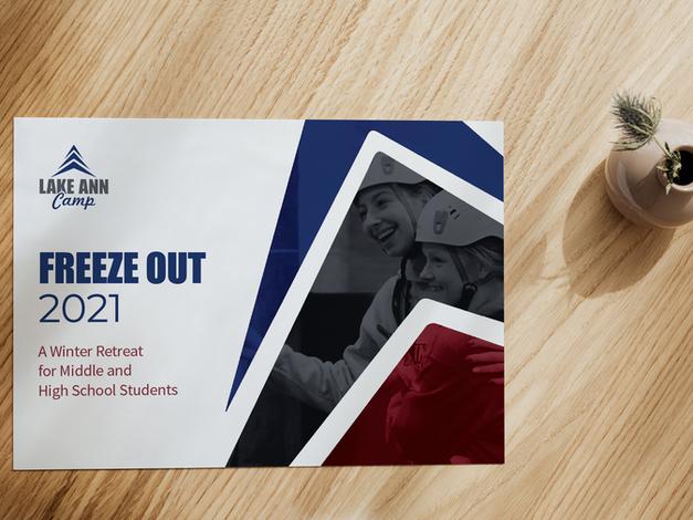 Freeze Out Postcard