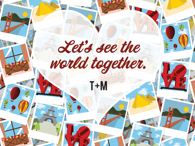 Let's See the World Together