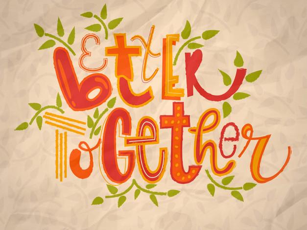 Better Together - LetterZine