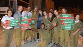 IDF IsrAction 2018