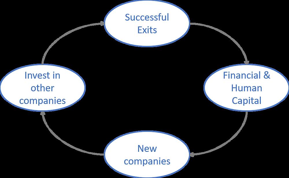 A Startup Flywheel