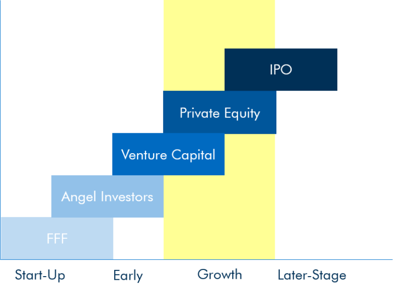Venture Capitalist invests in early to growth stage startups