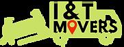 I & T Movers Logo