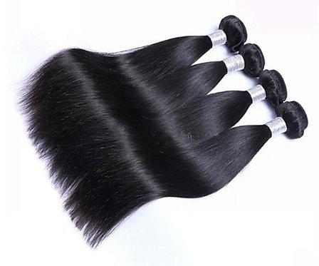 18 Inch Virgin Human Hair Bundle - Straight Hair