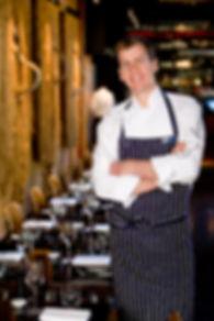 Damian Heads Chef Sydney