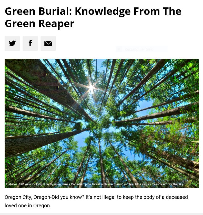 Green Burial Guidebook KXL Portland