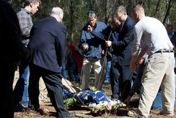 Natural Burial Elizabeth Fournier