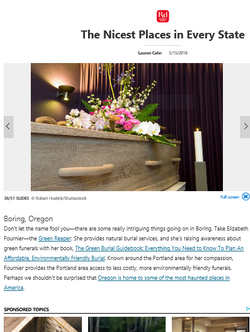 Reader's Digest Elizabeth Fournier
