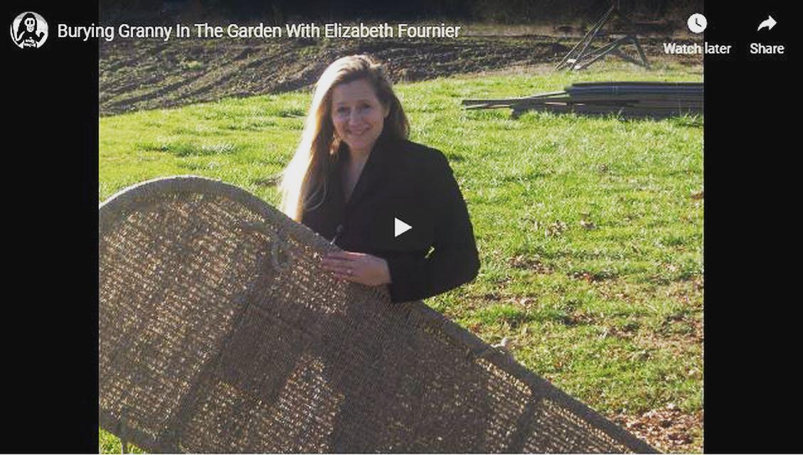 Death Hangout Elizabeth Fournier