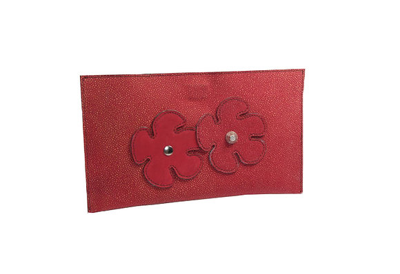 Pochette porte-document Candy-Red