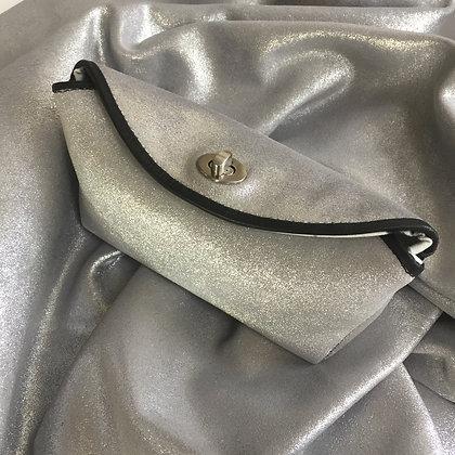 Pochette Sacré-Mini Silver