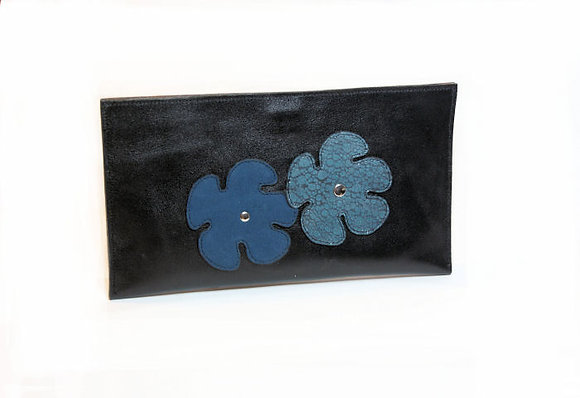 Pochette porte-document Candy-Blue