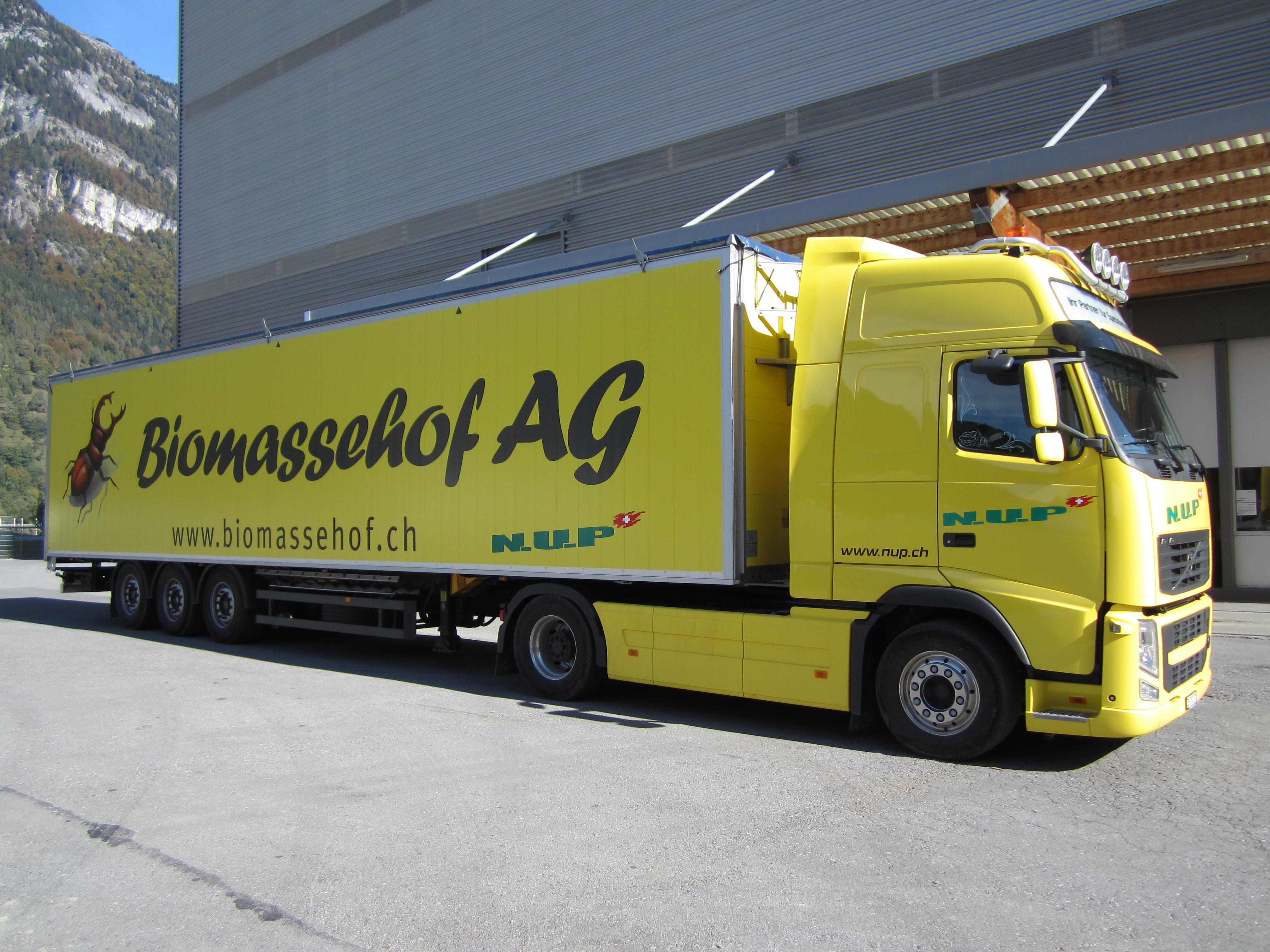 Biomassehof