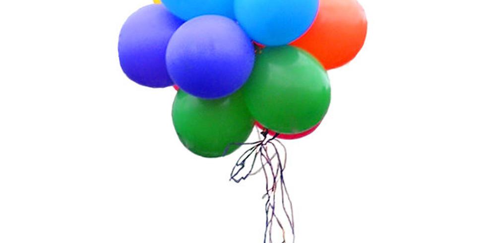 Balloon Twisting: June 8