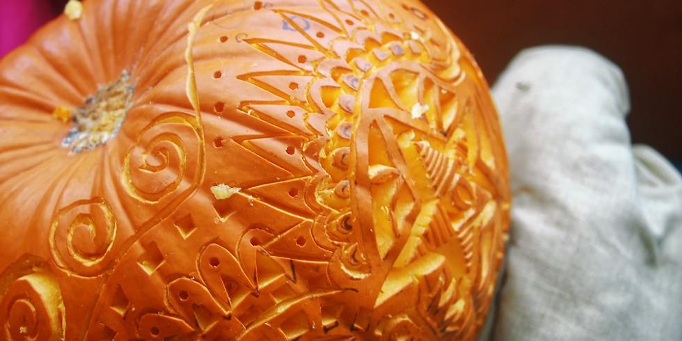 Pumpkin Carving: October 28
