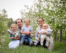 Family Photography Trenton Ontario Birth Photography Belleville