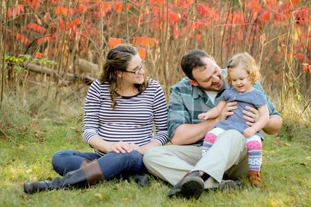 Trenton family maternity photo
