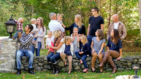 Belleville family photography