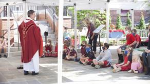 Children's Eucharist with the Bishop