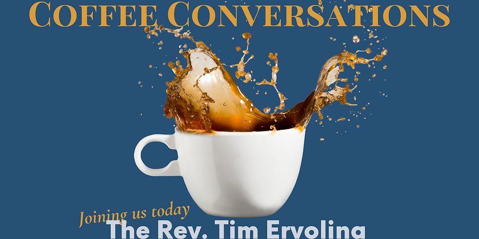 Adult Forum with Tim Ervolina