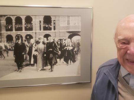 Allan Turns 100 Years Old!