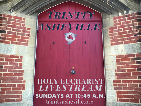 Holy Eucharist for the 21st Sunday after Pentecost (10/25 at 10:45 a.m.)