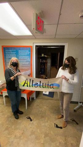 """Where did """"Alleluia"""" Go?"""