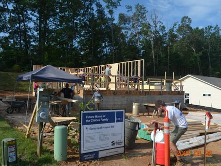 Habitat House Receives Grant!