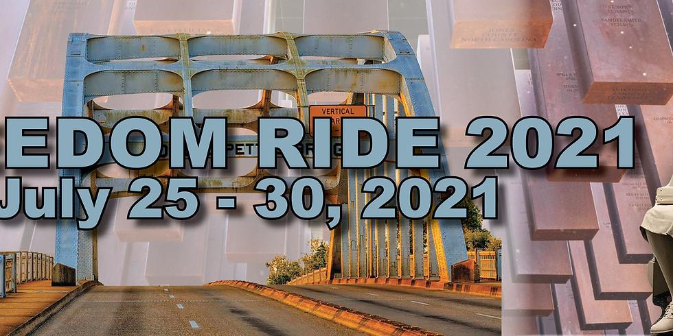 Freedom Ride 2021