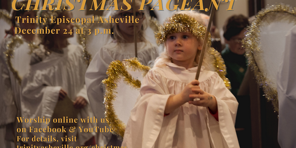 Christmas Children's Pageant