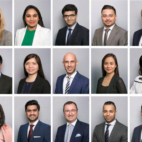Full Company Portraits