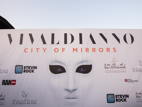 Vivaldianno city of mirrors, Jebal Jais
