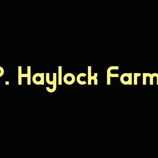 P. Haylock Farms