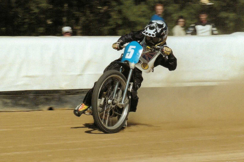2011 - FIM 250cc Longtrack Championship, Tayac
