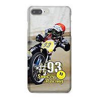 James Shanes, GC Speedway Graphics, Phone Case, Grasstrack, Longtrack, Smiley Racing