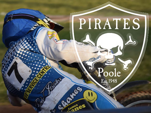 James Shanes, Speedway, Poole Pirates