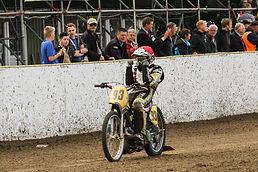 James Shanes, Smiley Racing, Smiley, Grasstrack, Longtrack, Eenrum
