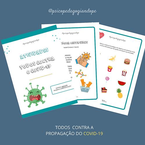 CORONAVÍRUS - CADERNO DE ATIVIDADES